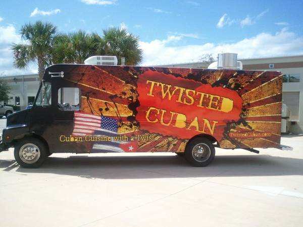 Tampa Food Trucks for Sale