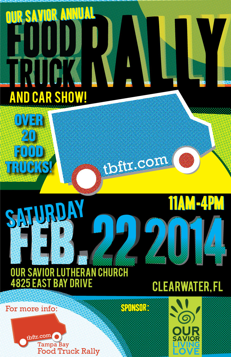 Our Savior Lutheran Food Truck Rally