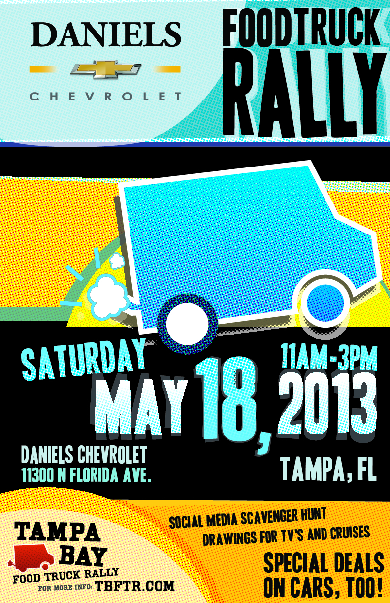 Daniels Chevrolet Food Truck Rally