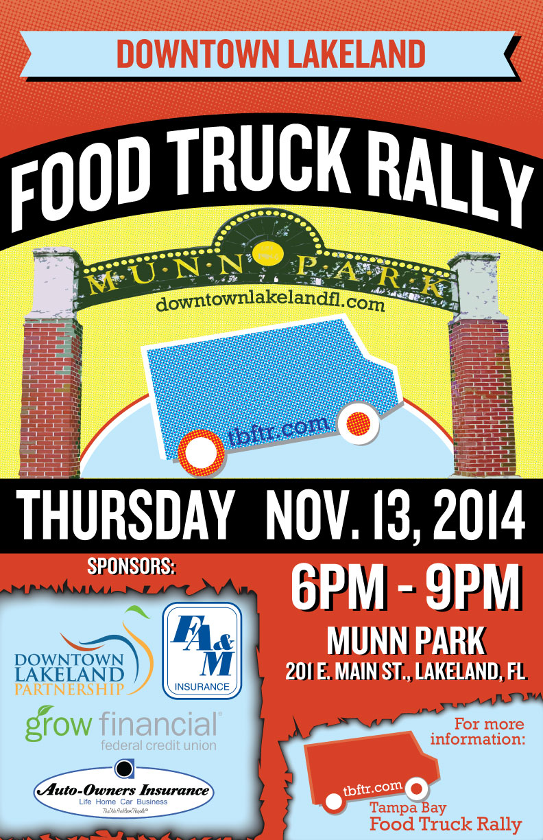 Lakeland Food Truck Rally