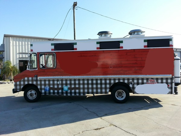 Food Truck For Sale in Southeast
