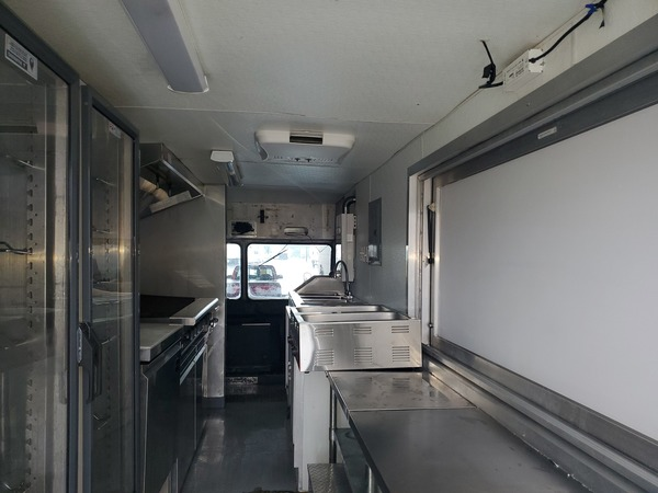 used gmc food truck for sale
