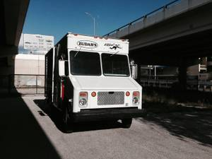 Chevy Food Truck for sale 2