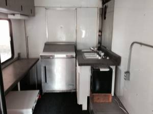 Chevy Food Truck for sale 5