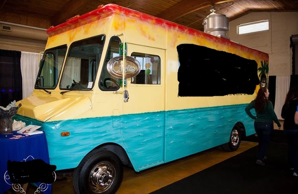 Food truck for sale in US