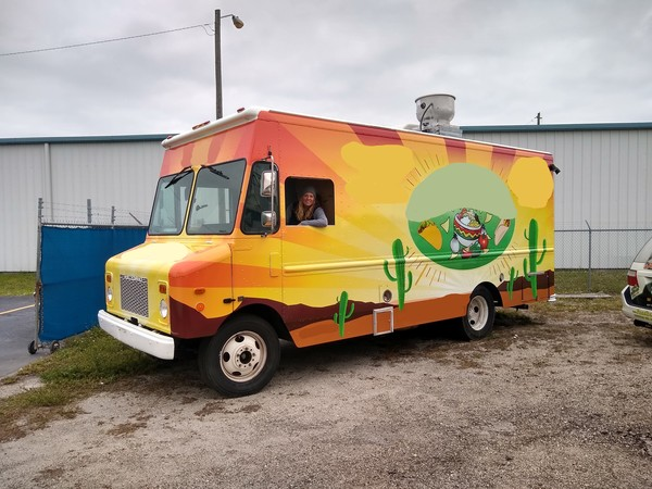 Food Truck For Sale in Central Florida