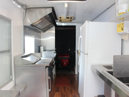 Food Truck For Sale | '98 Chevy Food Truck 1