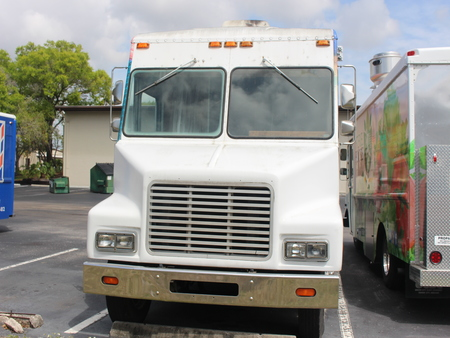 Food Truck For Sale | '98 Chevy Food Truck 17