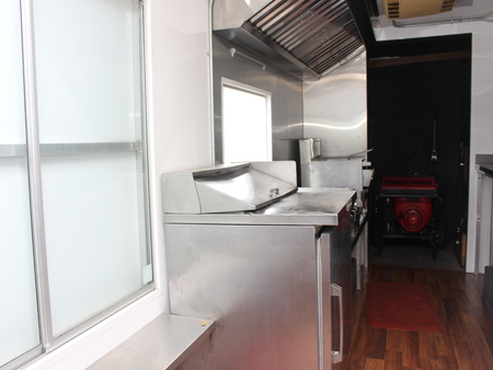 Food Truck For Sale | '98 Chevy Food Truck 4