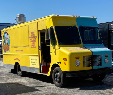 Used Food Truck For Sale in Florida