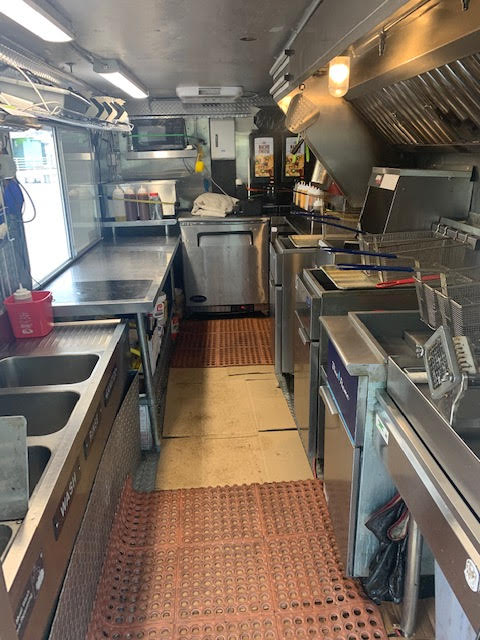 food trailer for sale in tampa