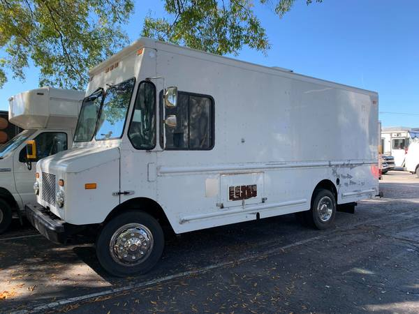 used food truck for sale in tampa