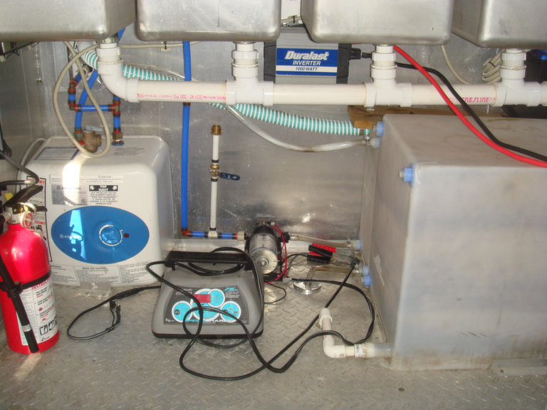 Water Heater For Food Truck | Food