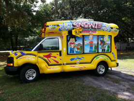 Shaved Ice Truck For Sale