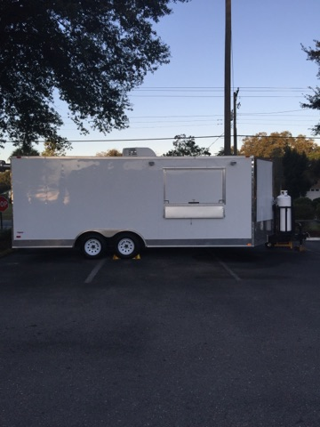 2016 Concession Trailer 1