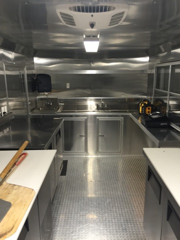 2016 Concession Trailer 5