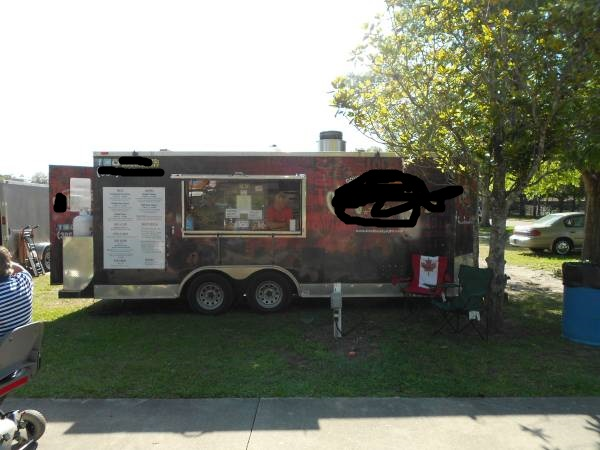 Used food truck for sale in Central Florida