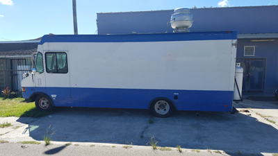 Used 1998 Food Truck for Sale in Tampa Florida