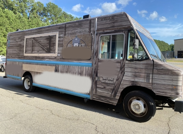 Food Truck For Sale Newer