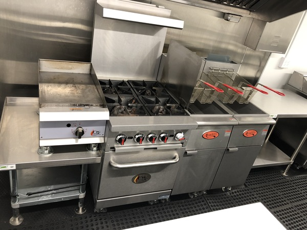 used food trailer for sale