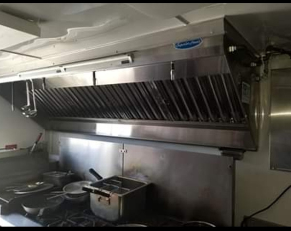 Central Florida Food Trailer Truck for sale
