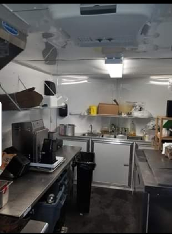 Food truck for sale in tampa bay