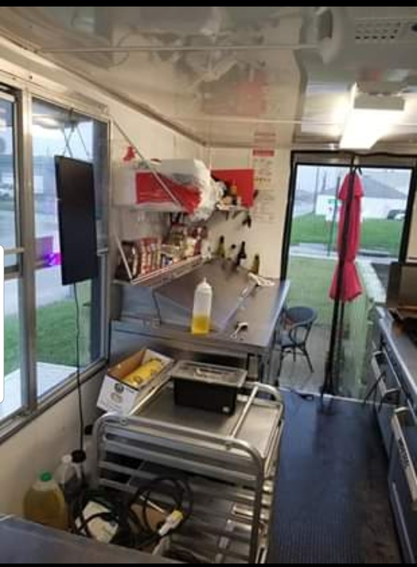 st pete food trailer for sale