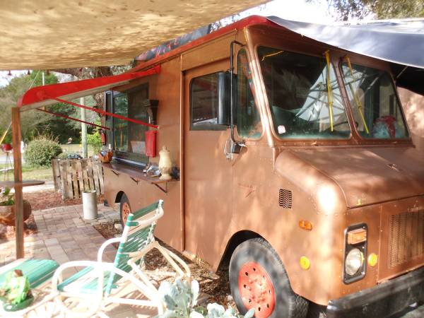 Food Truck For Sale | '79 Chevy