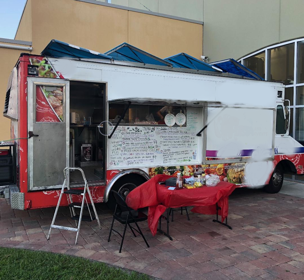 Ga Food Truck For Sale