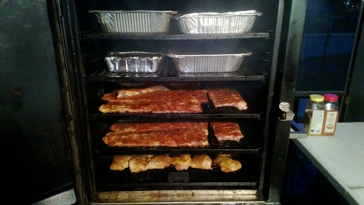 BBQ Concession Trailer for sale 3