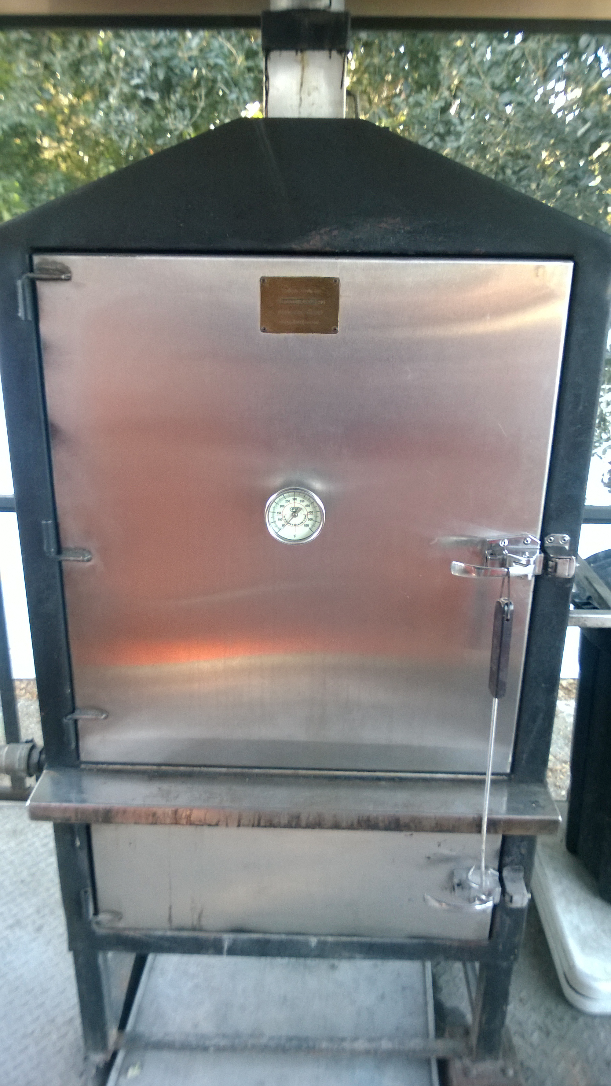 BBQ Concession Trailer for sale 5