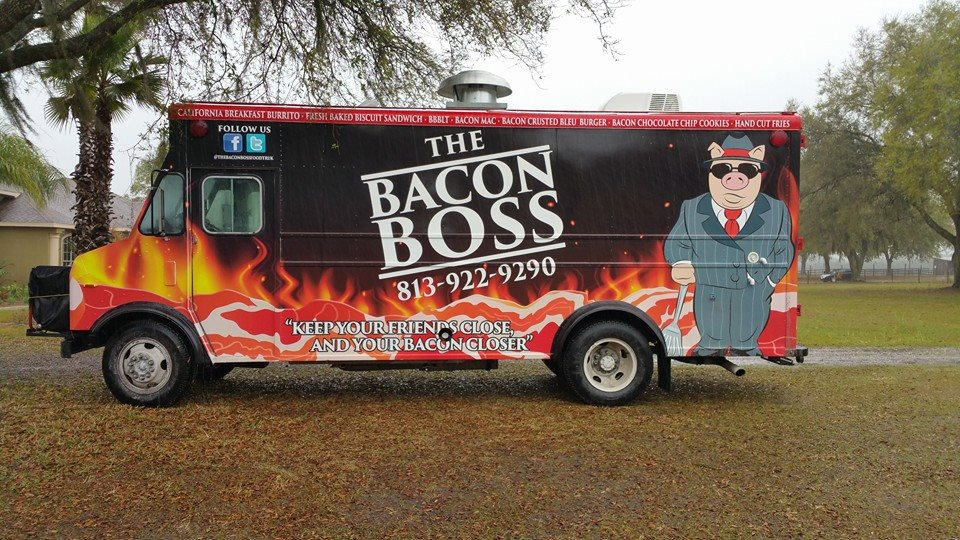 Bacon Boss Food Truck