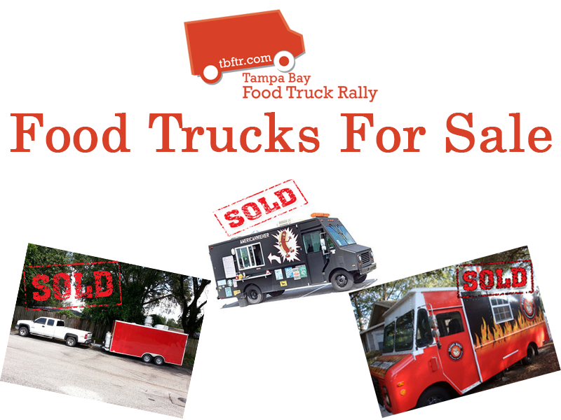 Food Trucks For Sale