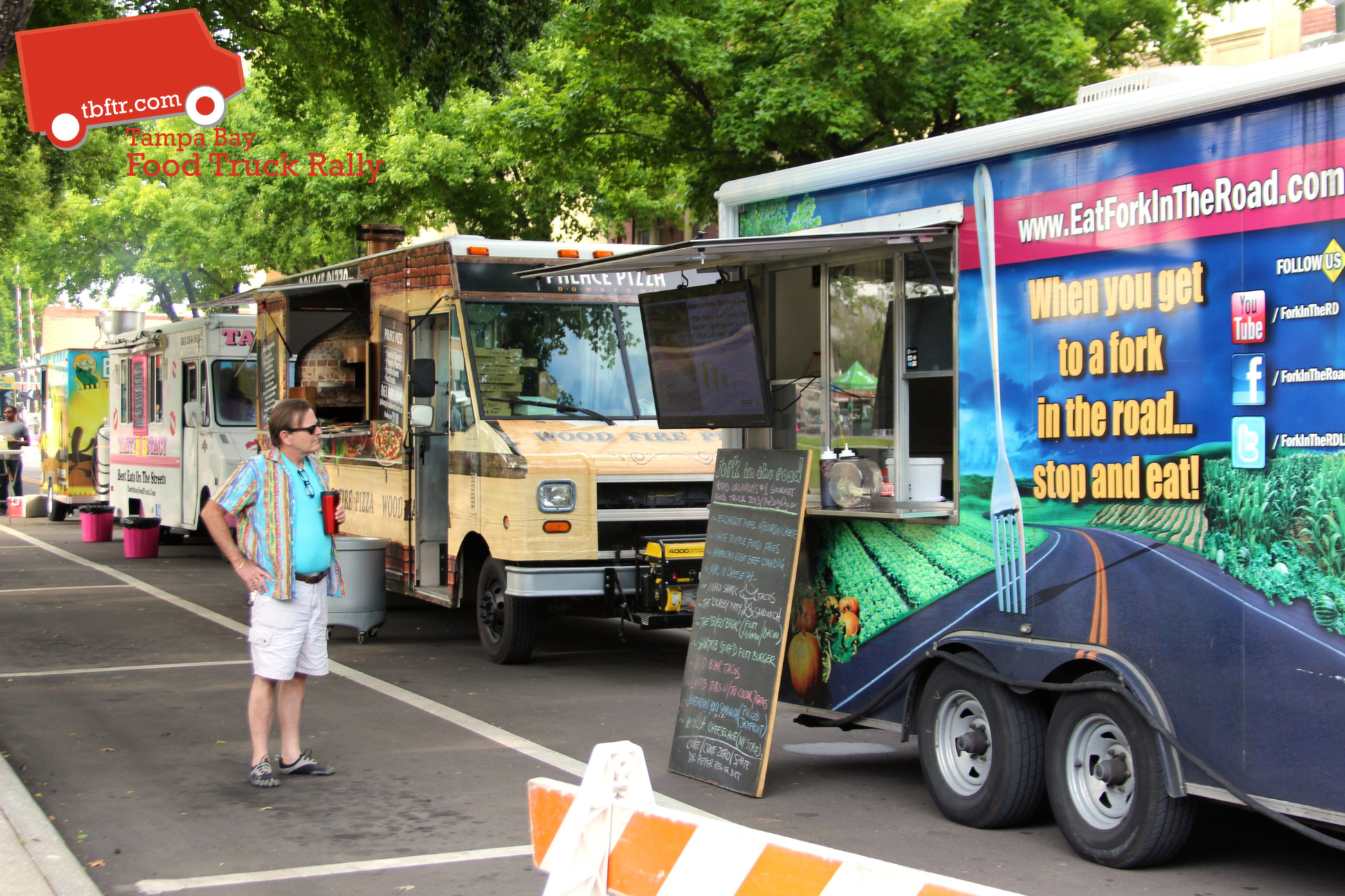 Food Trucks Downtown Lakeland