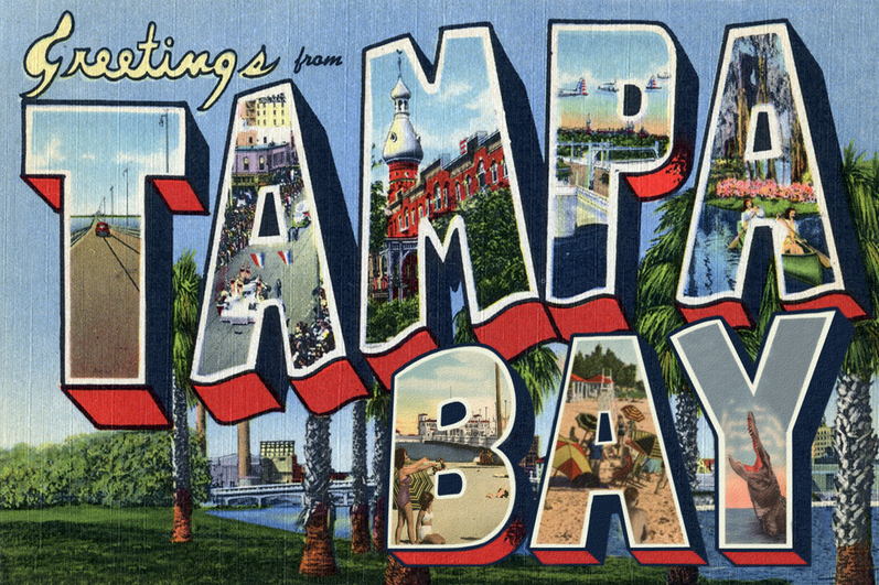 Top Ten things to do in Tampa Bay