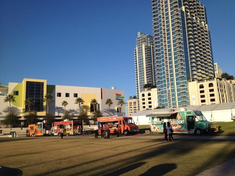 Curtis Hixon Food Trucks