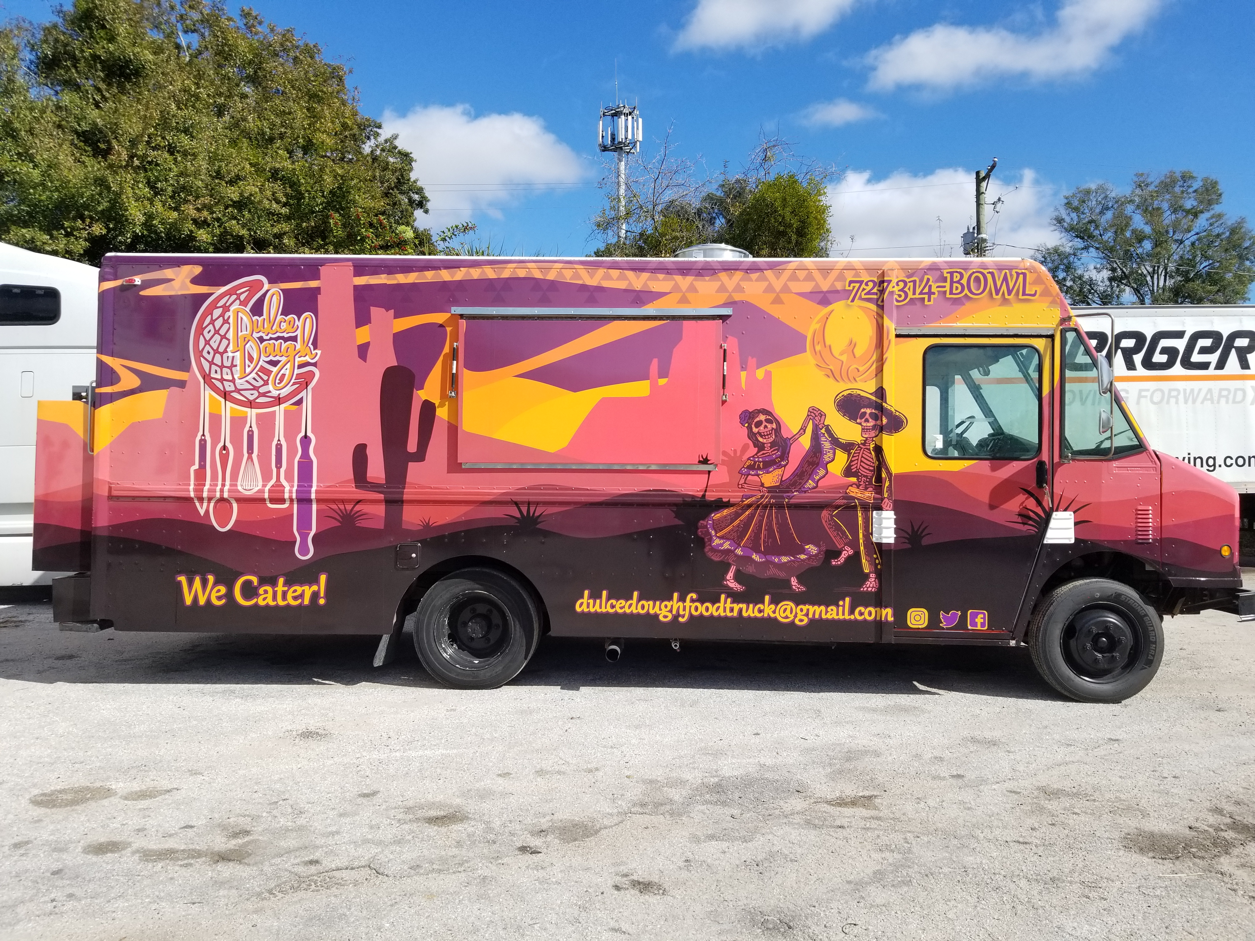 Dulce Dough Food Truck