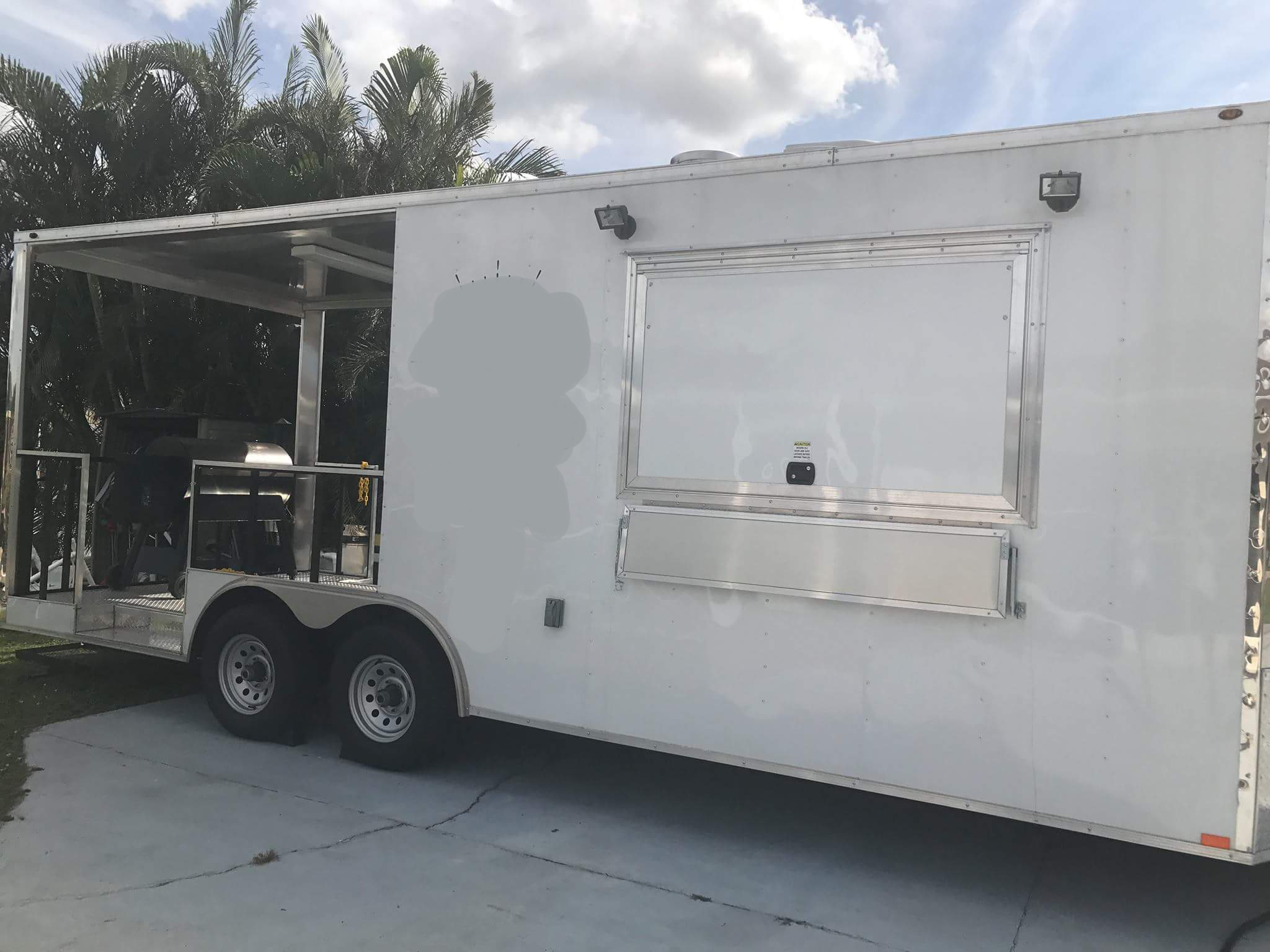 Bbq Food Truck West Palm Beach