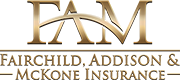 Fairchild Addison and McKone insurance logo