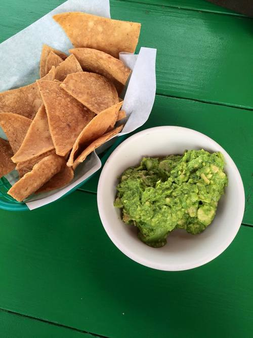 Chips and Guacamole Photography