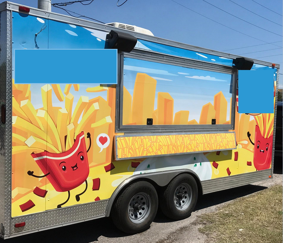 2014 Food Trailer for Sale