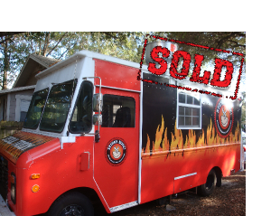 Food Truck Sold