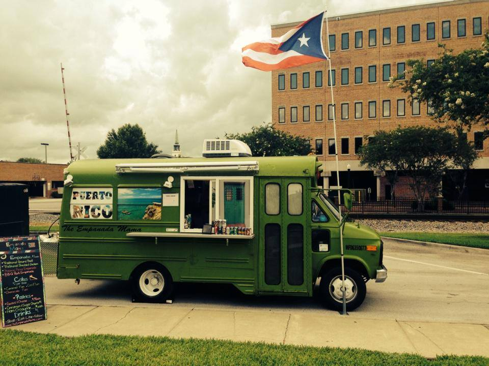 Puetro Rican Food Truck