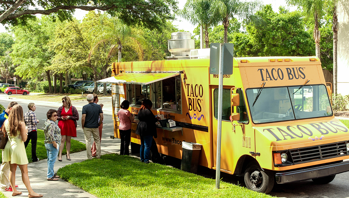 How To Start A Food Truck Book