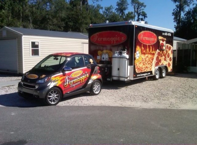 Pizza Food Truck Bay Area