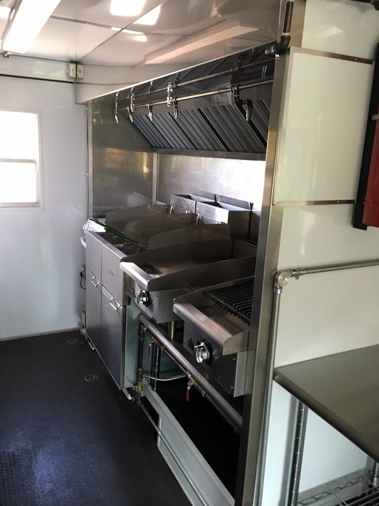 Food Truck For Sale Freightliner Diesel Tampa Bay Food