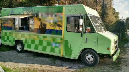1999 Chevy P30 Food Truck For Sale