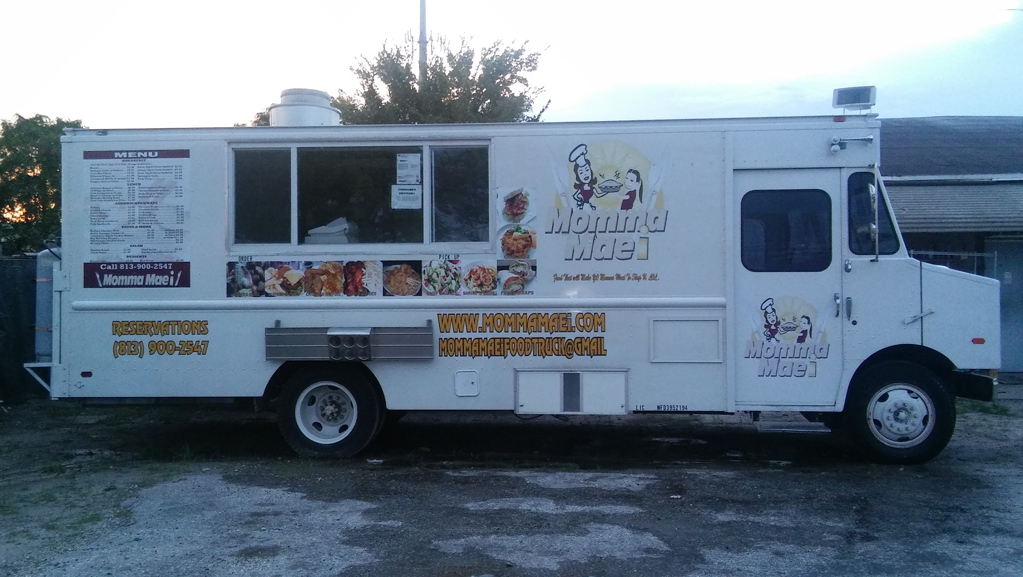 Lunch Truck For Sale >> Gmc P60 Food Truck For Sale Tampa Bay Food Trucks