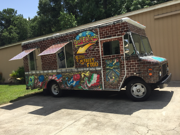 1997 Grumman Olson Food Truck For Sale - Tampa Bay Food Trucks