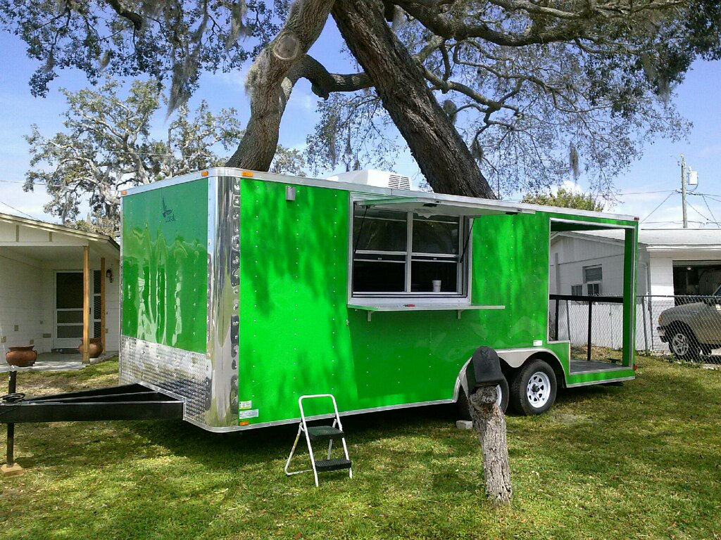 Green Concession Trailer 1